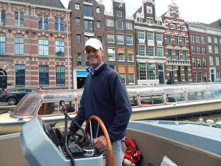 Chasing Sun- 7 countries on a shoestring- 1 (Amsterdam)
