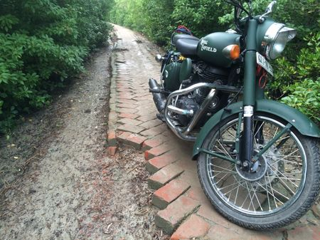 Weekend Ride from Kolkata to Baikkhali & Henry Island