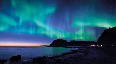 Best places to capture best of Northern Lights !!