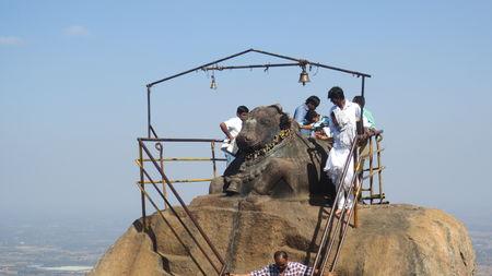 Shivagange: An amalgamate of Pilgrimage & Adventur