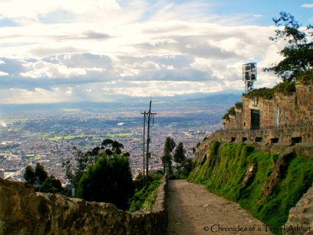 Streets and Scenes of Bogota