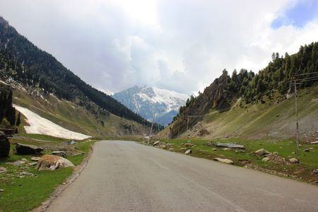 Scintillating Sonmarg