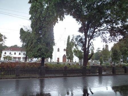 Goa- A rain-drenched backpacking trip