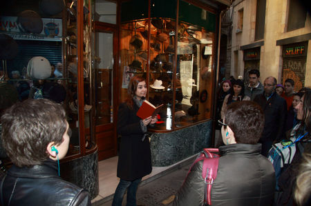 """Barcelona: """"The Shadow of the Wind"""" Literary Tour"""