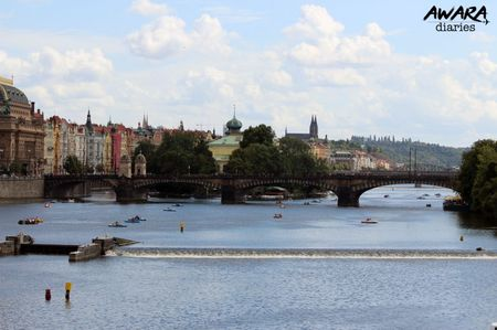 How to explore Prague in 72hours?