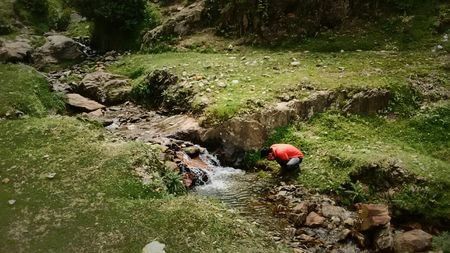 Lost in Uhl and Lamba Dug Valley