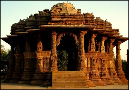 Sun Temple of Modhera, Mehsana, Gujarat