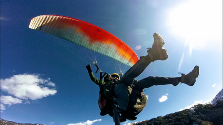 Worlds 2nd Best Paragliding Site Bir Billing to Barot Valley