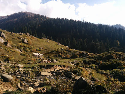Trek in Himachal - A trip of many firsts!