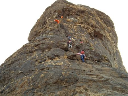 Harihar Fort a day trek