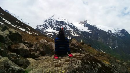 Learning life lessons on a Himalayan trek