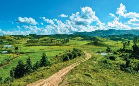 This Green Valley In Mizoram Is a Honeymoon Haven