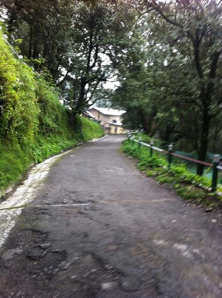 Trip to Britishers summers capital in India: Shiml