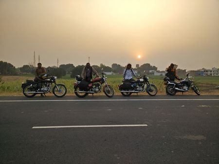 How Travelers became Bikers on a epic Kanyakumari to Kashmir Trip #K2K