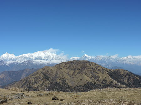 Alongside the World's tallest mountains....Sandakphu and Phalut Trek