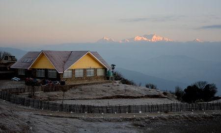 Tonglu, Land of rising Sleeping Buddha