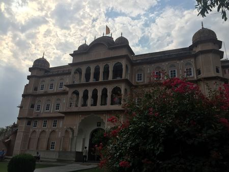 Patan Mahal – a quaint weekend getaway from Delhi