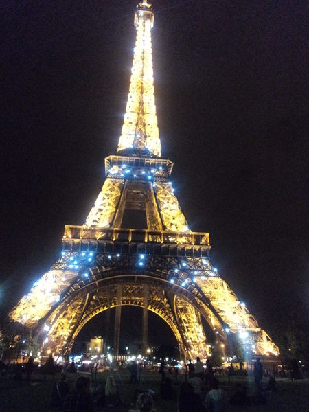 Trip to the city of love with my love :) – Paris