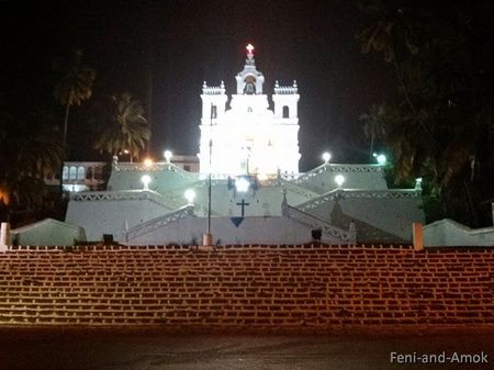 Panaji (Panjim) - A Walk Through Colour And History