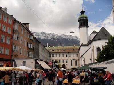 Mini Road Trip: Innsbruck and Salzburg, Austria