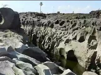 Little Grand Canyon - Potholes of Nighoj