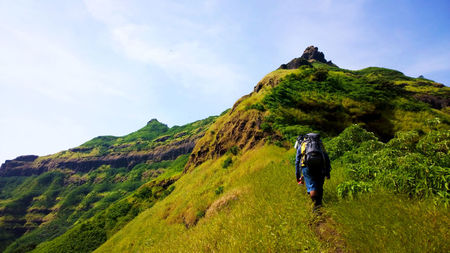 A Lost Trail: Rajgarh - Torna Trek