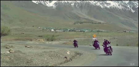 A Journey to the Skies - Leh