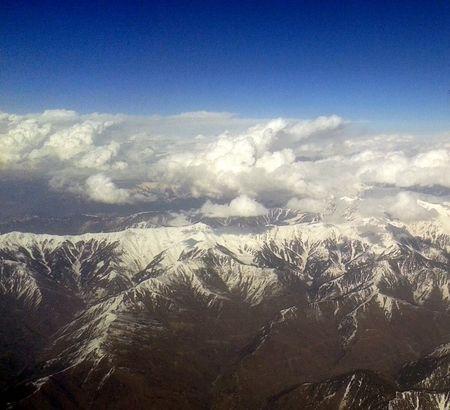 Winter Wish Well in Kashmir