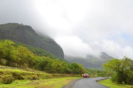 Monsoon Road Trips from Pune