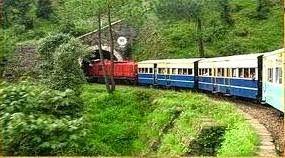 Delhi- Kalka- Shoghi- Shimla –Chandigarh – Delhi