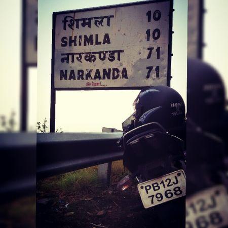 Biking in Himalaya