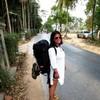 Mona Frey Travel Blogger