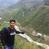 Harsh Patel Travel Blogger