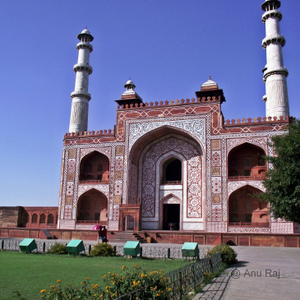 Explore India – Agra, Beyond Taj Mahal – #1