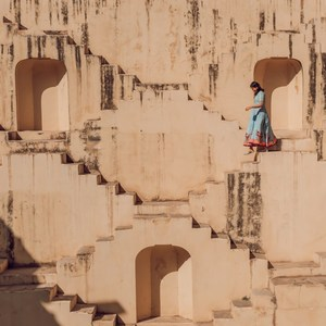 Most Instagrammable places in Jaipur, India
