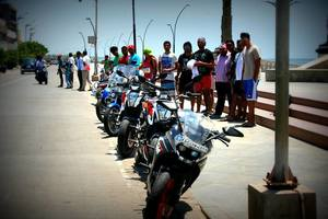Bike Trip to Pondicherry