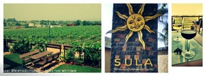 See Swirl Sniff Sip-From Sula Vineyards With Love