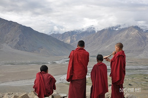 A Road Trip to the Virgin Land- Zanskar Valley