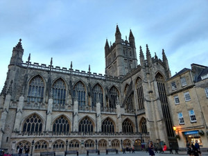 Travelog : Bath, England