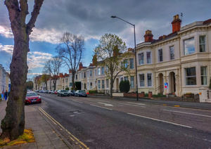 A day in Royal Leamington Spa