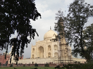 Guest Post    Wah Taj by Sonam