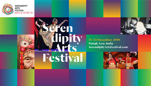 Serendipity Arts Festival, Goa - Dec 2018