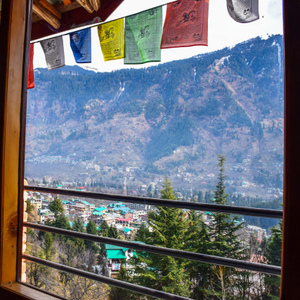 MANALI- HILL STATION BEYOND MALL ROAD
