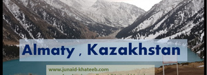 ALMATY ,Kazakhstan - be surprised,Pack your bags now !!!!