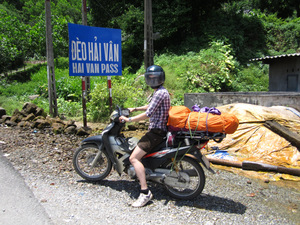 Vietnam – motorbiking: if I can do it, you can!