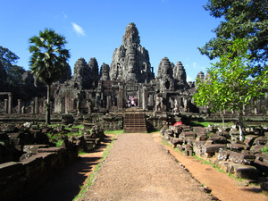 Cambodia – harrowing, fascinating and architecturally outstanding