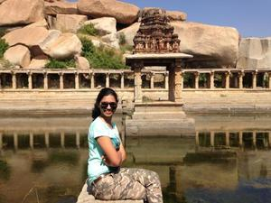 We are Escapades...Hampi..The Empire of Architecture Part 1