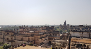 The Historic town Orchha