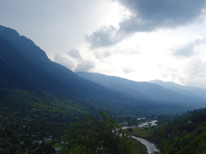 Amarnath - Sequence of Events - Army Camp - Trekking - Day 2 & Day 3 - P4