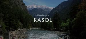 Wandering in Kasol - I